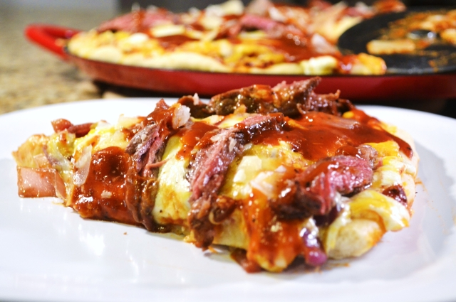130 steakhouse pizza