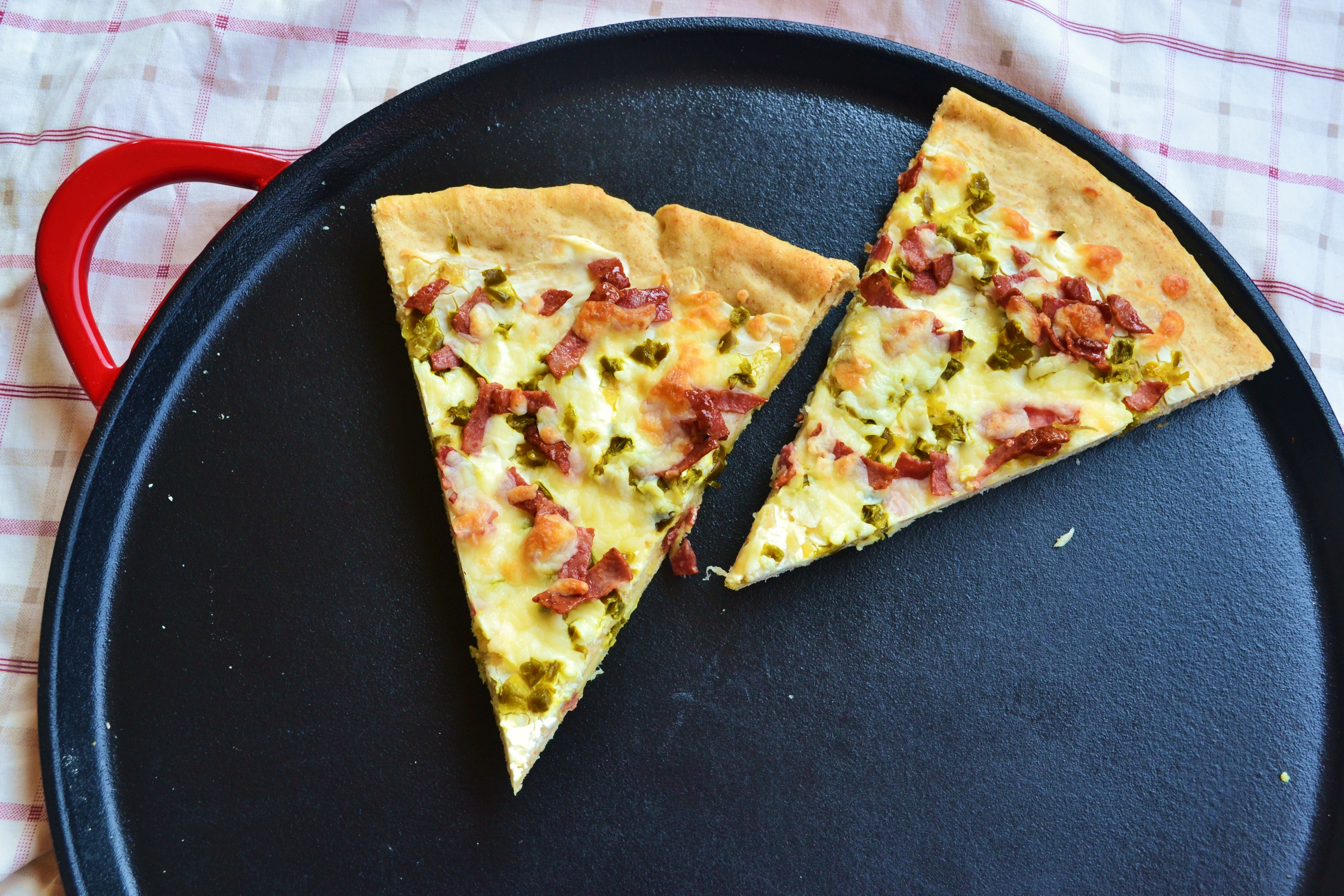 Jalapeno Popper Pizza | windykitchen