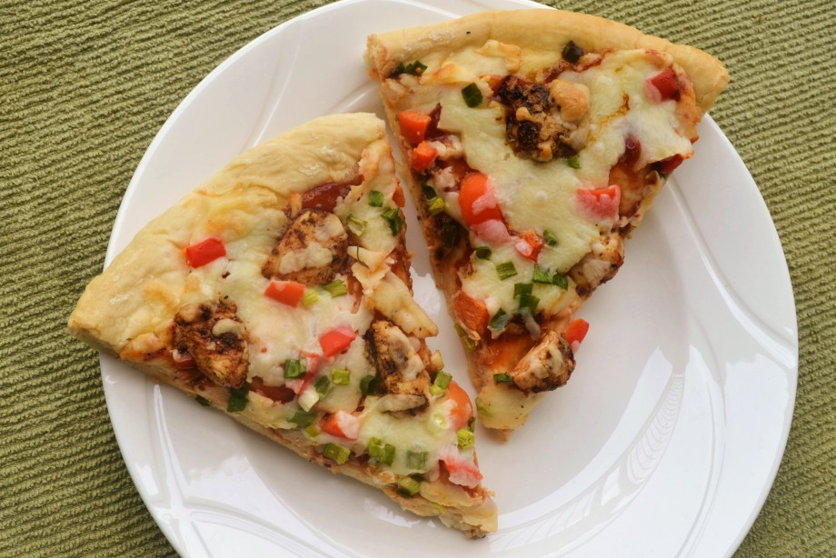 Friday Night Pizza Night: Asian Chicken Pizza