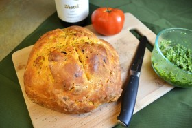 206 panera tomato basil bread