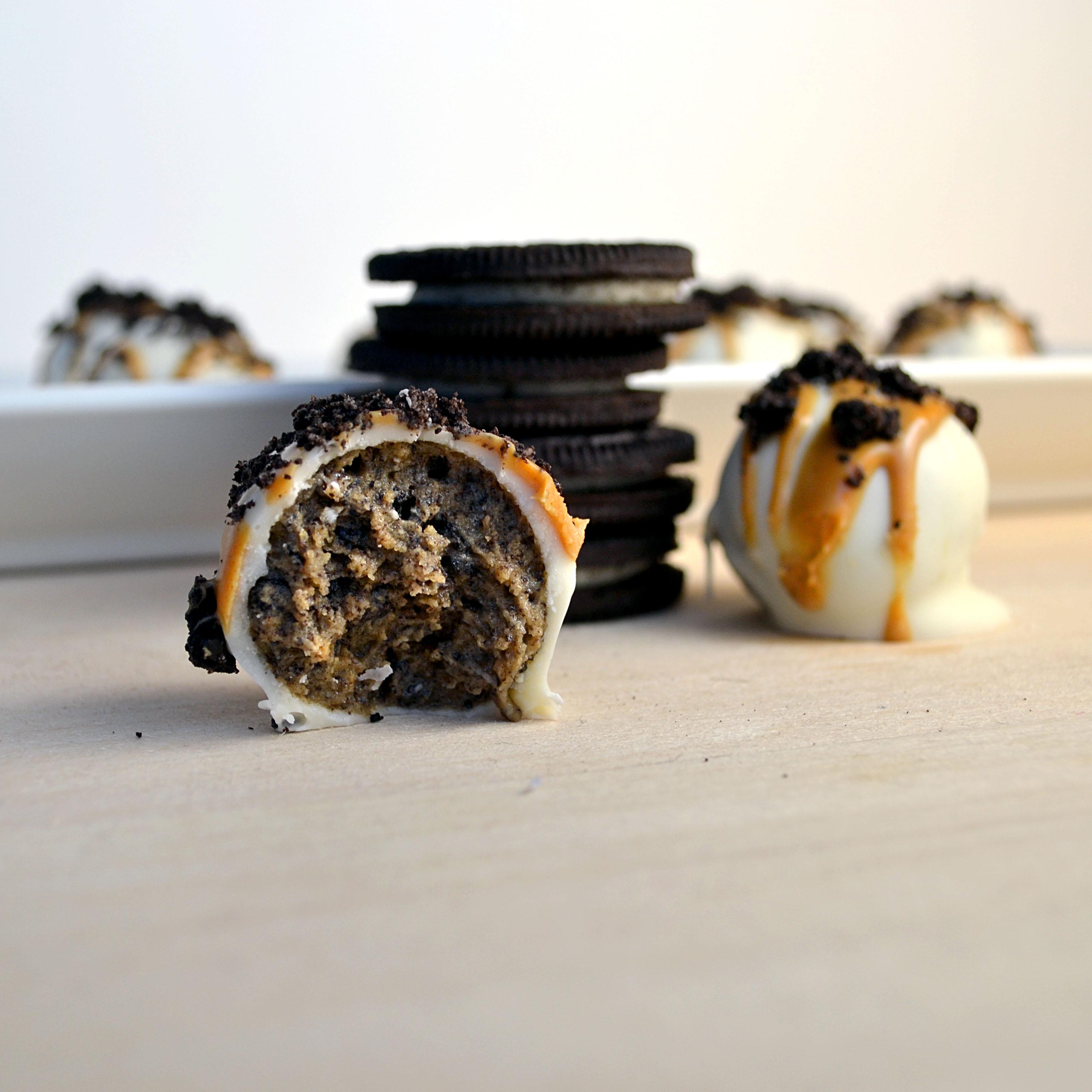 Oreo Peanut Butter Truffles 1 | windykitchen
