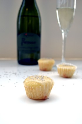 Prosecco Mini Cupcakes | windykitchen