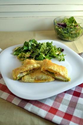Avocado Cream Cheese Salsa Pockets | windykitchen