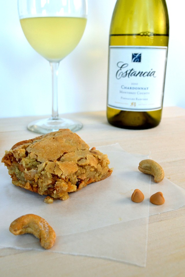 Oak Bars (Chardonnay Blondies) | windykitchen