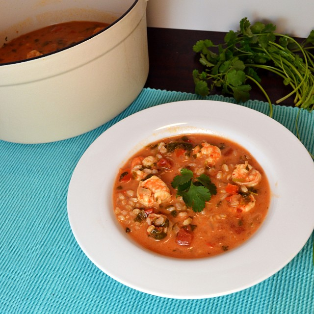 Brazilian Shrimp Soup | windykitchen