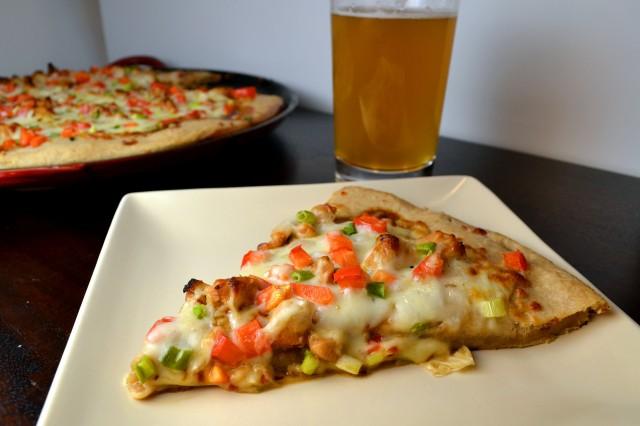 Asian Chicken Pizza | windykitchen