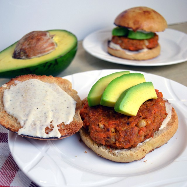 Smoky Sweet Potato Burgers | windykitchen