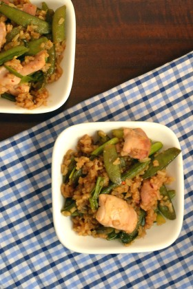 Chicken Yakitori Rice Bowl | windykitchen