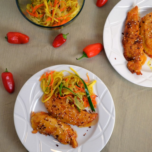 Firecracker Chicken | windykitchen