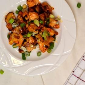 Buffalo Chicken Potato Casserole | windykitchen