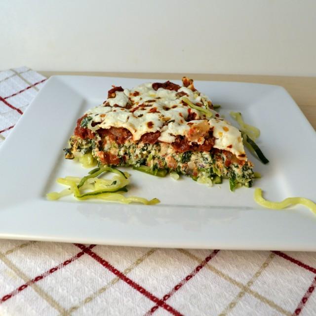Zucchini-Ricotta Pie | windykitchen