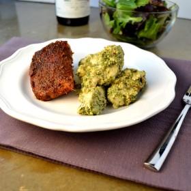 Ricotta Dumplings with Kale Pesto | windykitchen