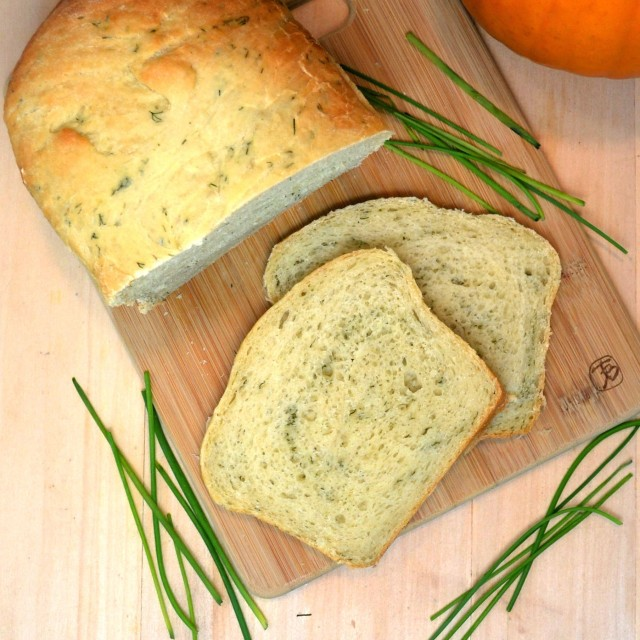 Potato Dill Bread | windykitchen