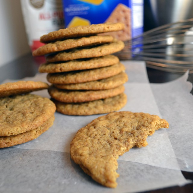 Cinnamon Graham Cracker Cookies | windykitchen