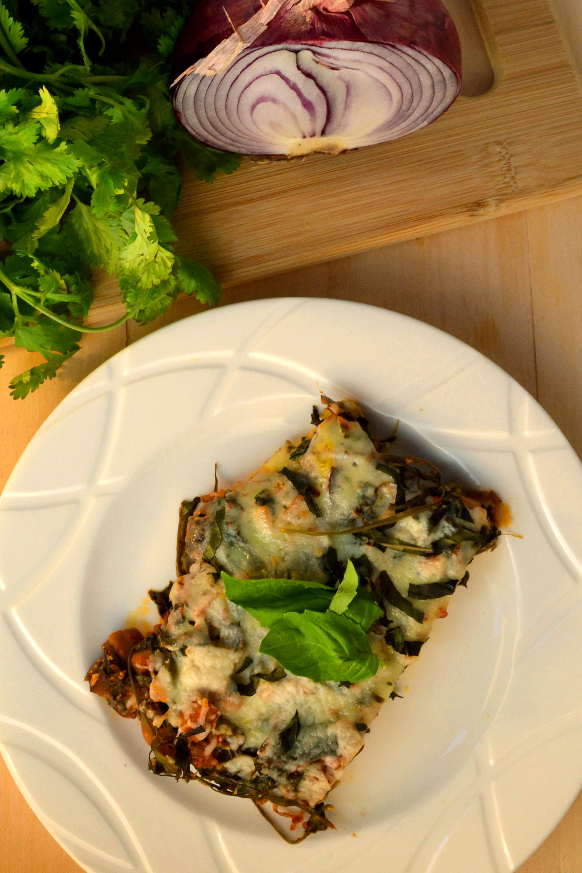Meatless Monday: Polenta Veggie Bake | windykitchen