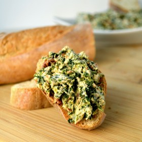 Spinach and Sundried Tomato Dip | windykitchen