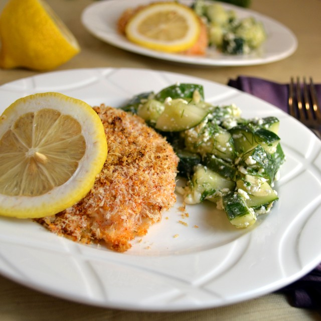 Crunchy Lemon Chicken | windykitchen