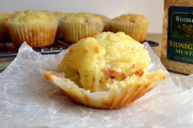 Ham and Swiss Muffins | windykitchen