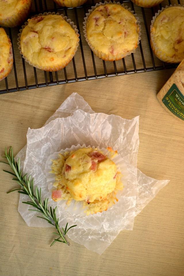 Ham and Swiss Muffins | windykitchen