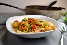 Coconut Curry Shrimp | windykitchen