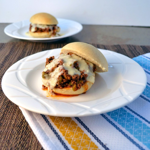 Philly Cheesesteak Sloppy Joes | windykitchen