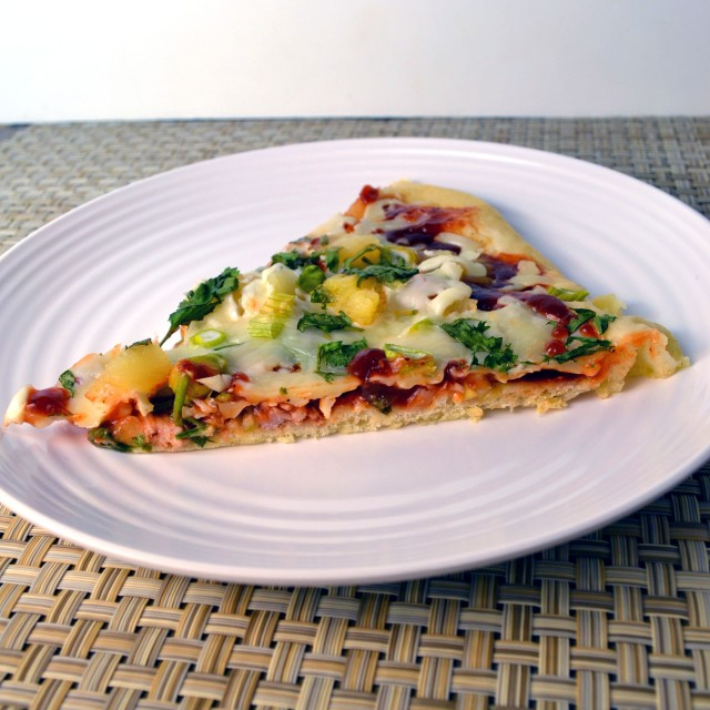 Hawaiian BBQ Pork Pizza | windykitchen