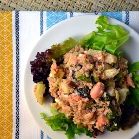 Mediterranean Salon Salad | windykitchen