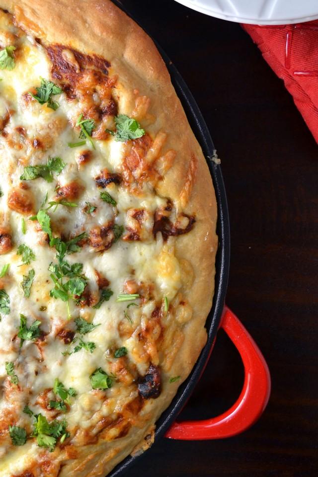 Chicken Tikka Masala Pizza | windykitchen