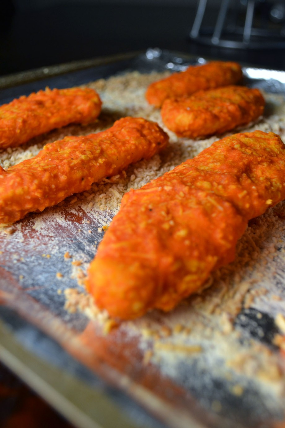 Baked Buffalo Chicken Tenders